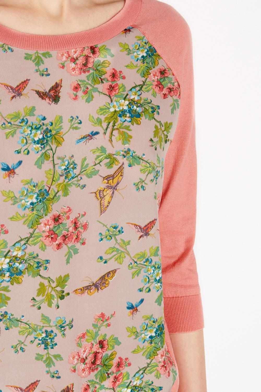 Пуловер Бабочка Доставка