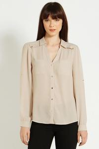 Блузка С V Образным Вырезом С Доставкой